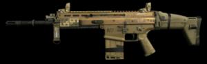 Элитный FN SCAR-H