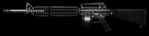 M16A2 LMG