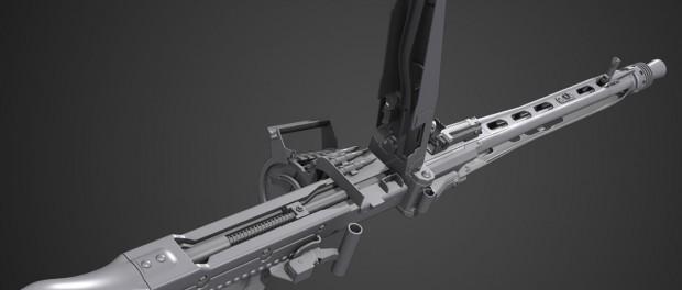 Усилен класс пулеметов